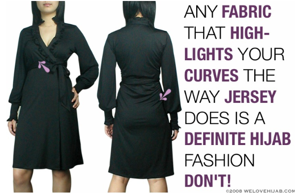 Post image for Hijab Fashion Don't