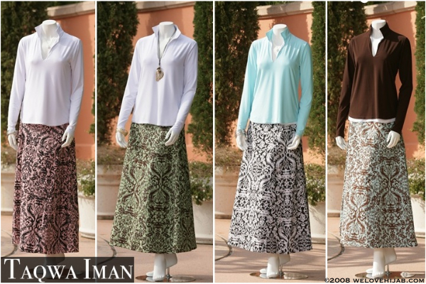 Post image for Islamic Clothing Designer