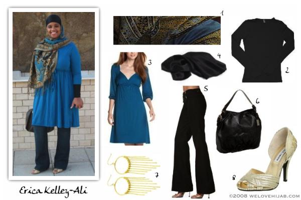 hijab style steal - الكاتب: sahara84