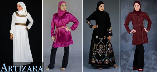 Islamic Clothing - Glossary of Islamic Clothing Terms