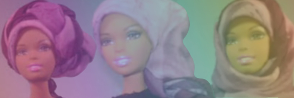 Post image for Barbie's Hijab Styles