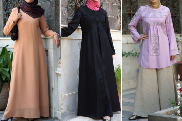 Post image for Eid Hijab Styles #3
