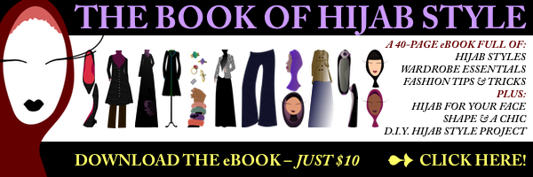 Get The Book of Hijab Style