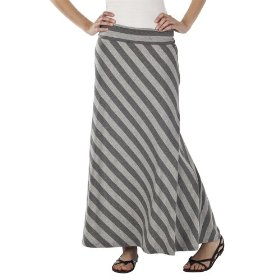 Hijab Styles For Less   Striped Long Skirt 947e50019